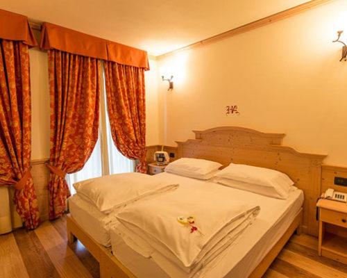 Aprica Narty - Hotel Arisch, pokoje