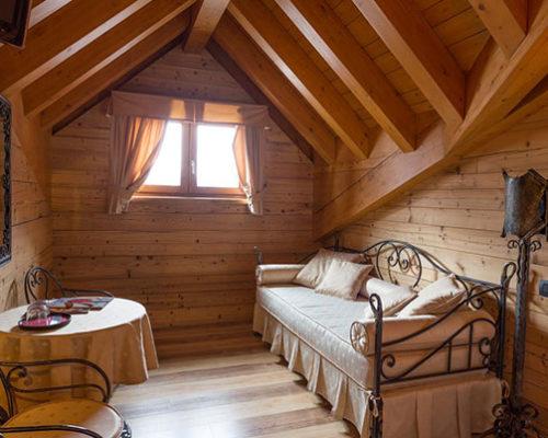 Aprica Narty - Hotel Arisch - pokoje
