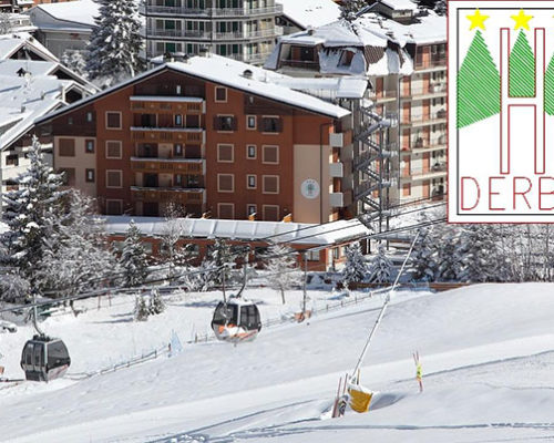 Aprica Narty - Hotel Derby