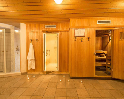 Maso Corto - Glacier Hotel Grawand