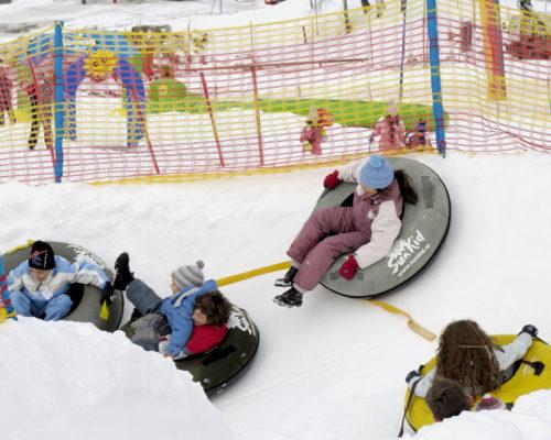 Biancaneve-Snowpark-Cogolo-Peio